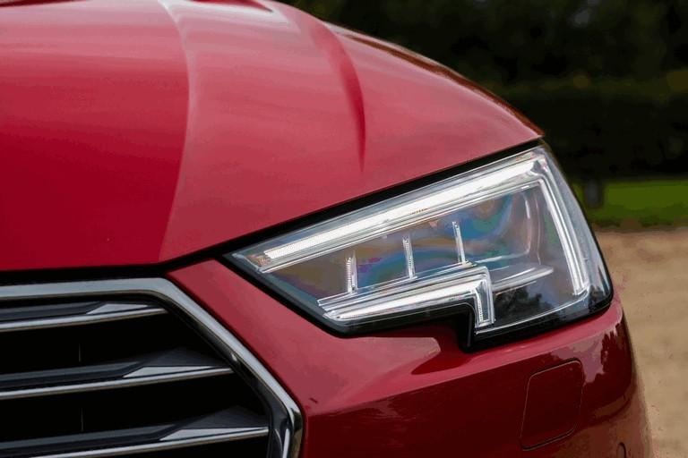2015 Audi A4 2.0 TDI Quattro - UK version 436764