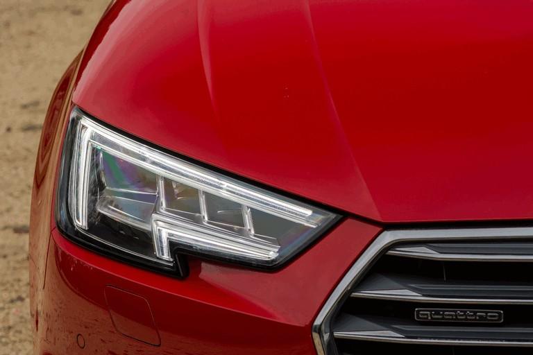 2015 Audi A4 2.0 TDI Quattro - UK version 436765