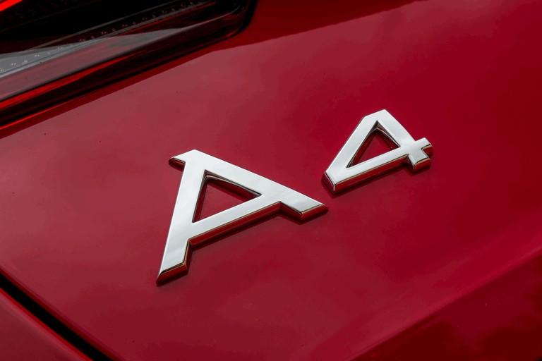 2015 Audi A4 2.0 TDI Quattro - UK version 436778