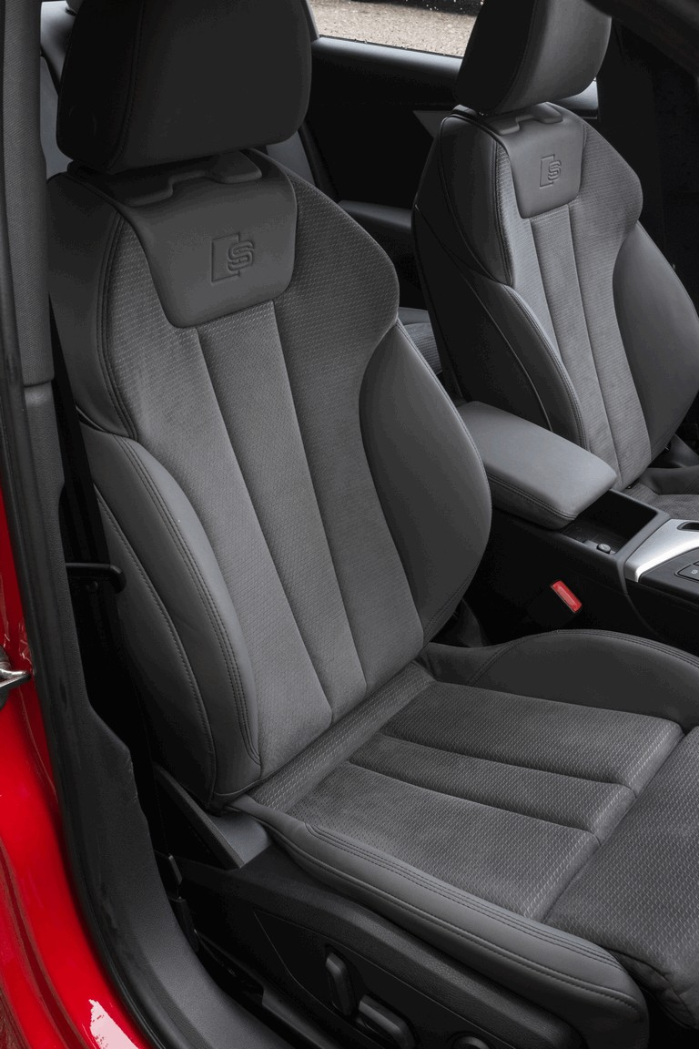 2015 Audi A4 2.0 TDI Quattro - UK version 436787
