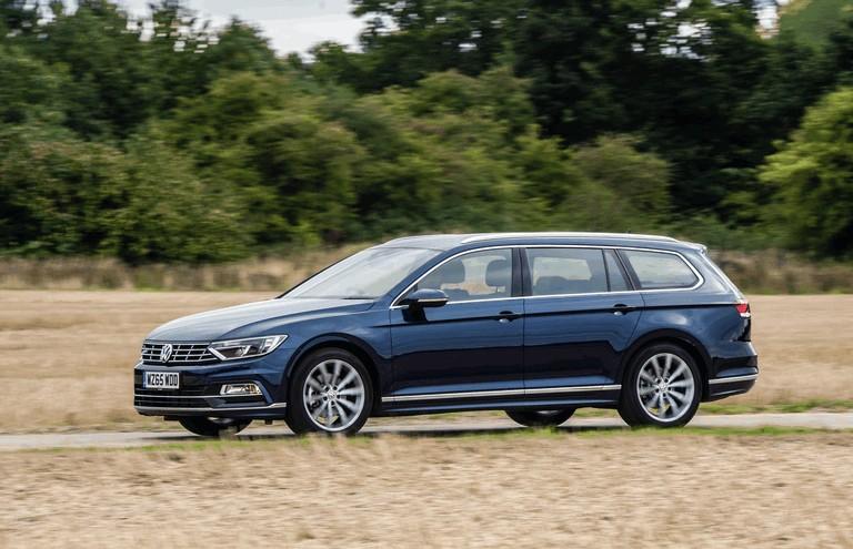 2015 Volkswagen Passat Estate R-Line - UK version 437056