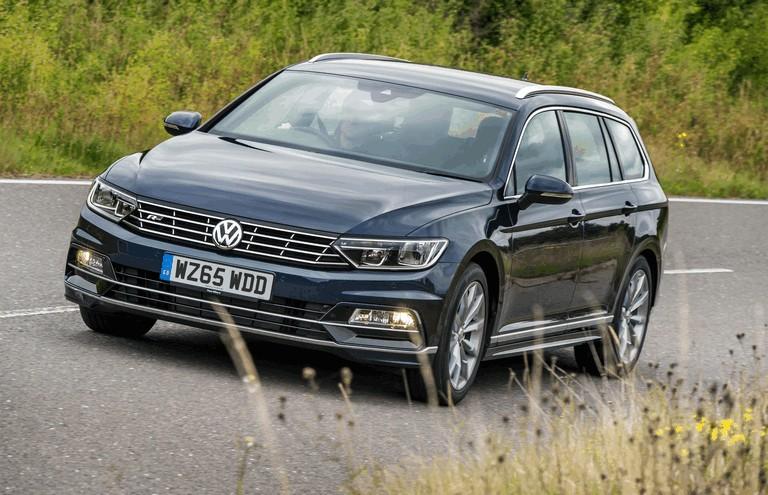 2015 Volkswagen Passat Estate R-Line - UK version 437059