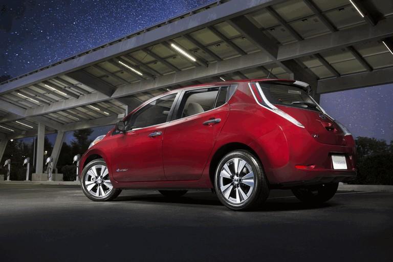 2016 Nissan Leaf 437113