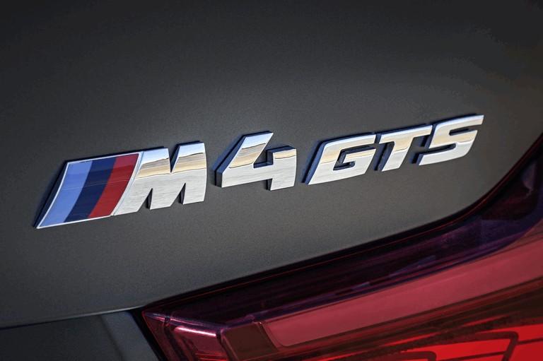 2016 BMW M4 GTS 449045