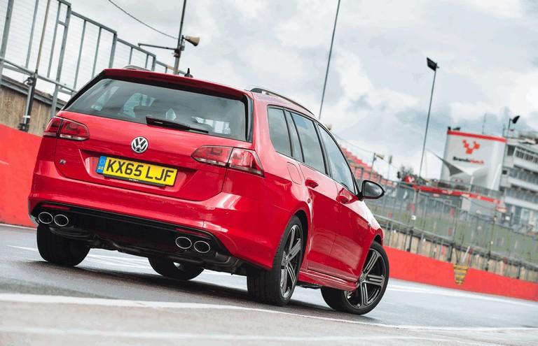 2015 Volkswagen Golf ( VII ) R Estate - UK version 437585