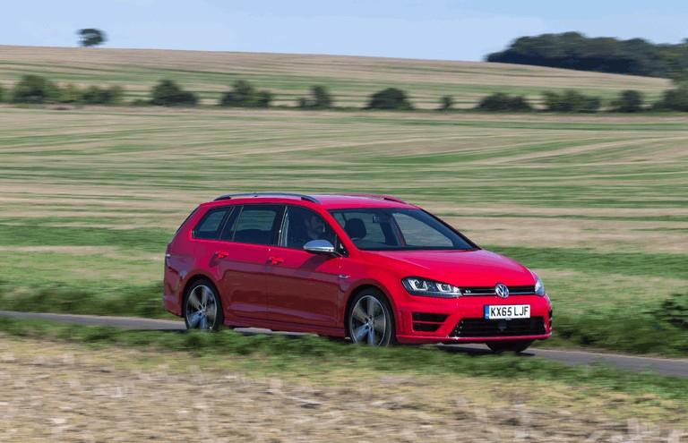 2015 Volkswagen Golf ( VII ) R Estate - UK version 437590