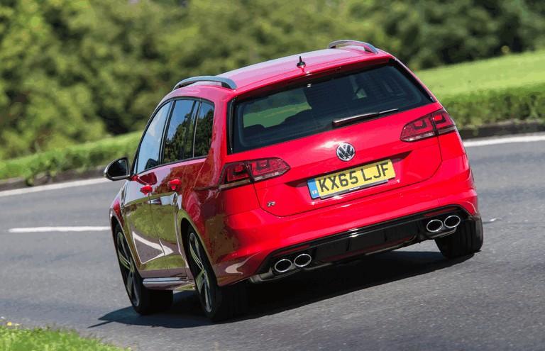 2015 Volkswagen Golf ( VII ) R Estate - UK version 437592