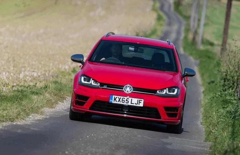 2015 Volkswagen Golf ( VII ) R Estate - UK version 437594