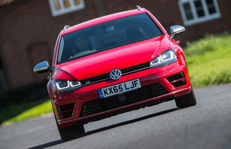 2015 Volkswagen Golf ( VII ) R Estate - UK version 437595