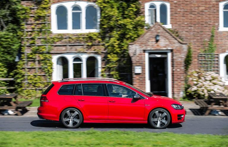 2015 Volkswagen Golf ( VII ) R Estate - UK version 437596