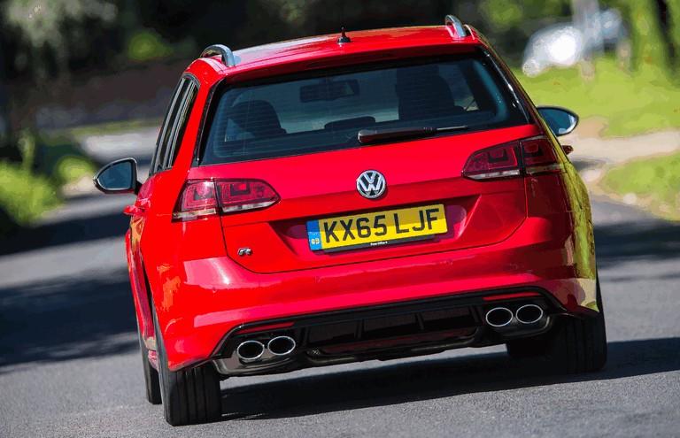 2015 Volkswagen Golf ( VII ) R Estate - UK version 437597