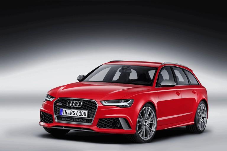 2015 Audi RS 6 Avant performance 437697