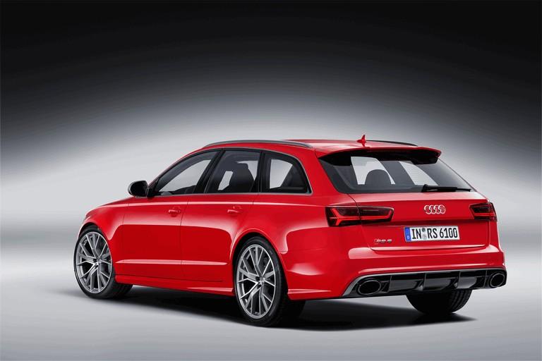 2015 Audi RS 6 Avant performance 437698
