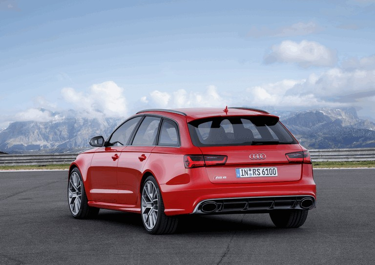 2015 Audi RS 6 Avant performance 437704