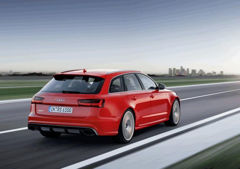 2015 Audi RS 6 Avant performance 437705