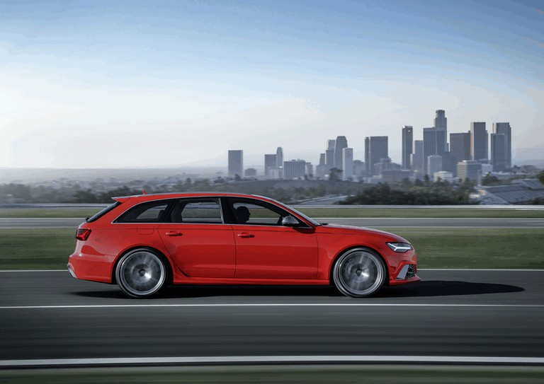 2015 Audi RS 6 Avant performance 437709