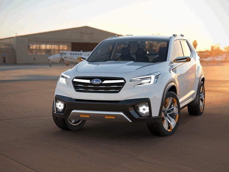 2015 Subaru Viziv Future concept 438028