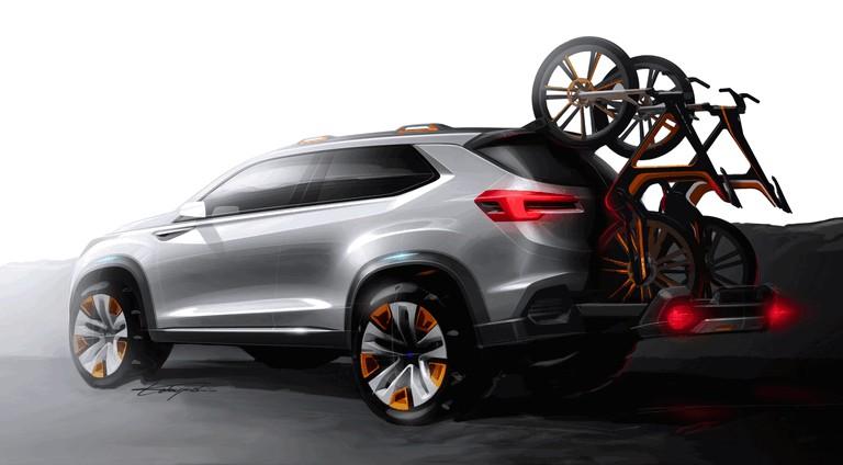 2015 Subaru Viziv Future concept 438035