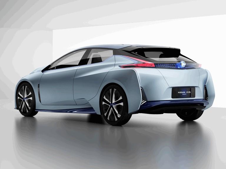 2015 Nissan IDS concept 438047