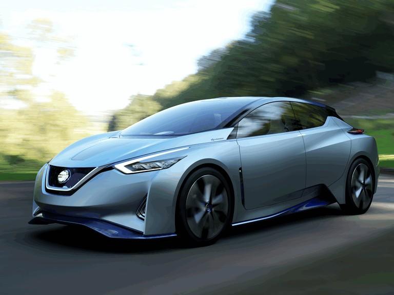 2015 Nissan IDS concept 438065