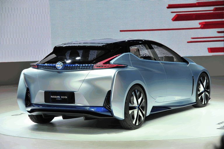 2015 Nissan IDS concept 438074