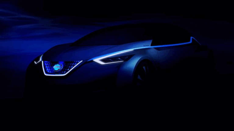 2015 Nissan IDS concept 438099