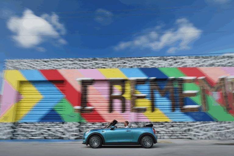 2015 Mini Cooper cabrio 438245