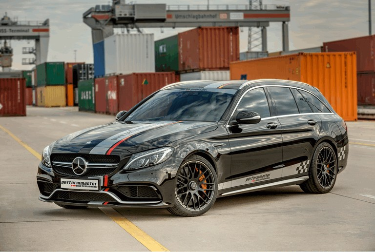 2015 Mercedes-AMG C 63 by PerformMaster 438415