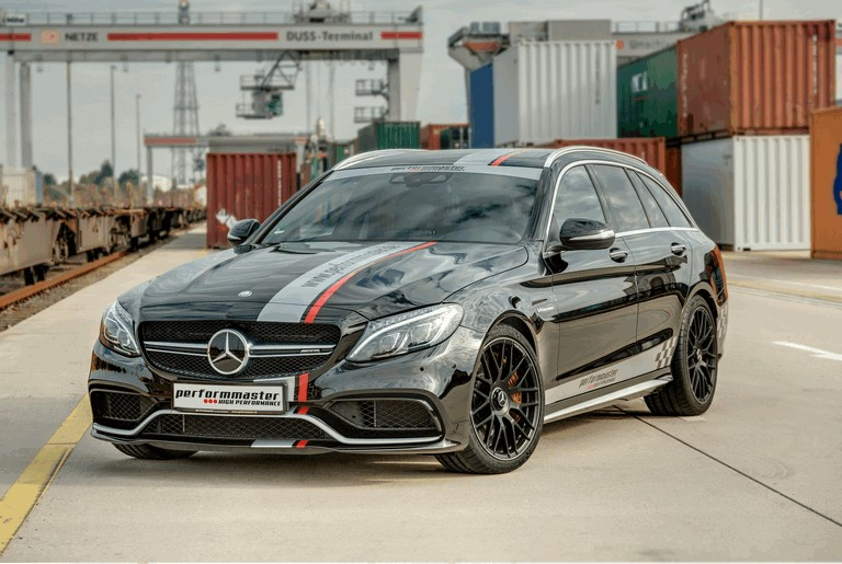 2015 Mercedes-AMG C 63 by PerformMaster 438416