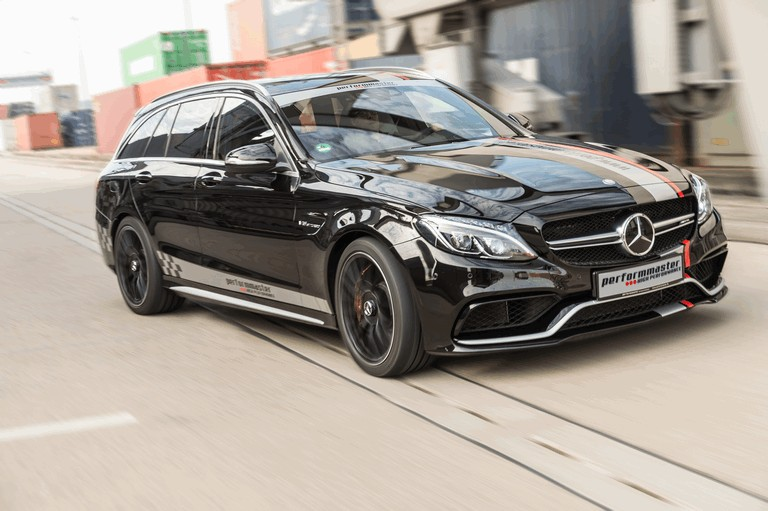 2015 Mercedes-AMG C 63 by PerformMaster 438419
