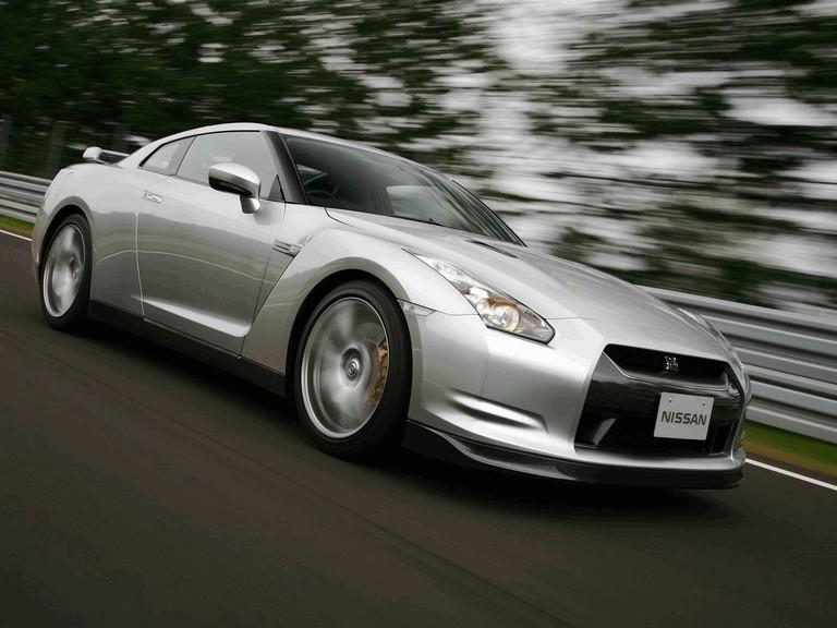 2007 Nissan GT-R 223901