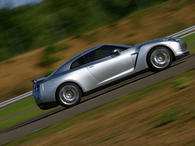 2007 Nissan GT-R 223907