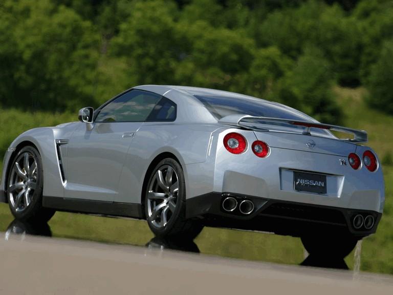 2007 Nissan GT-R 223908