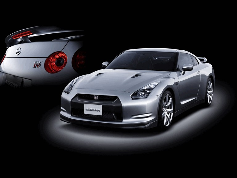 2007 Nissan GT-R 223912