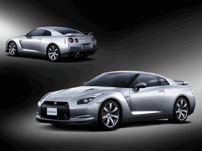 2007 Nissan GT-R 223913