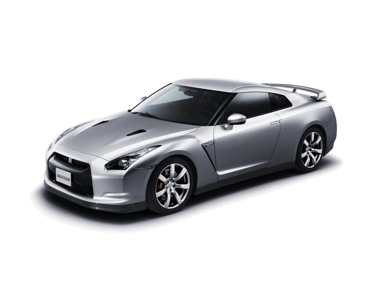 2007 Nissan GT-R 223914