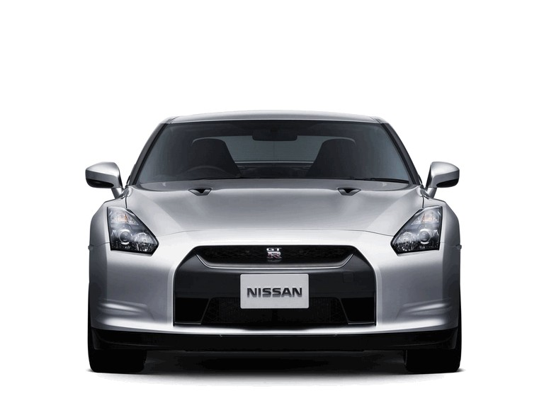 2007 Nissan GT-R 223916