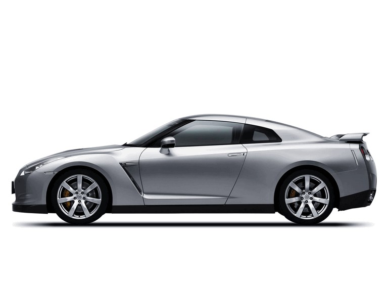 2007 Nissan GT-R 223918