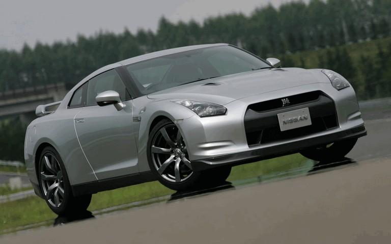 2007 Nissan GT-R 223963
