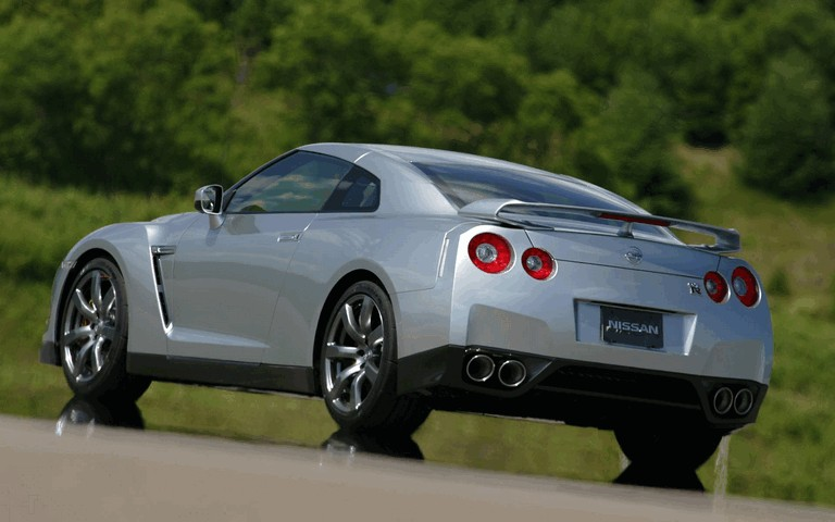 2007 Nissan GT-R 223966