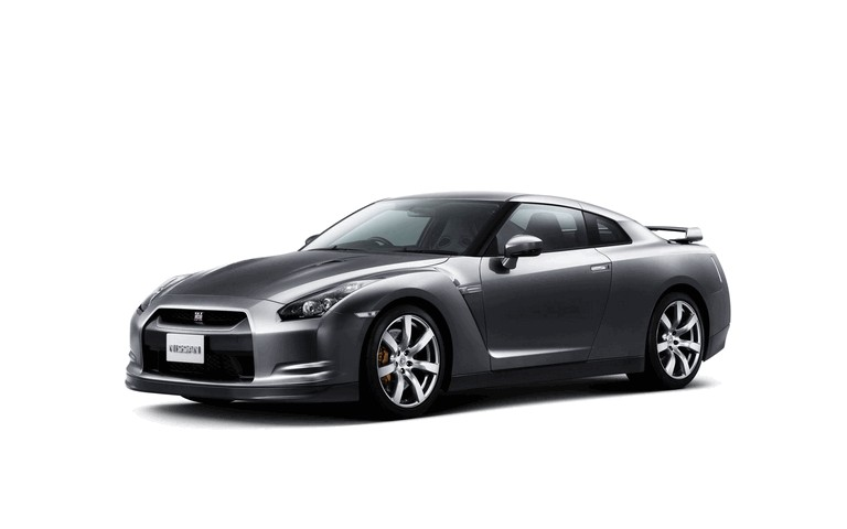 2007 Nissan GT-R 223982