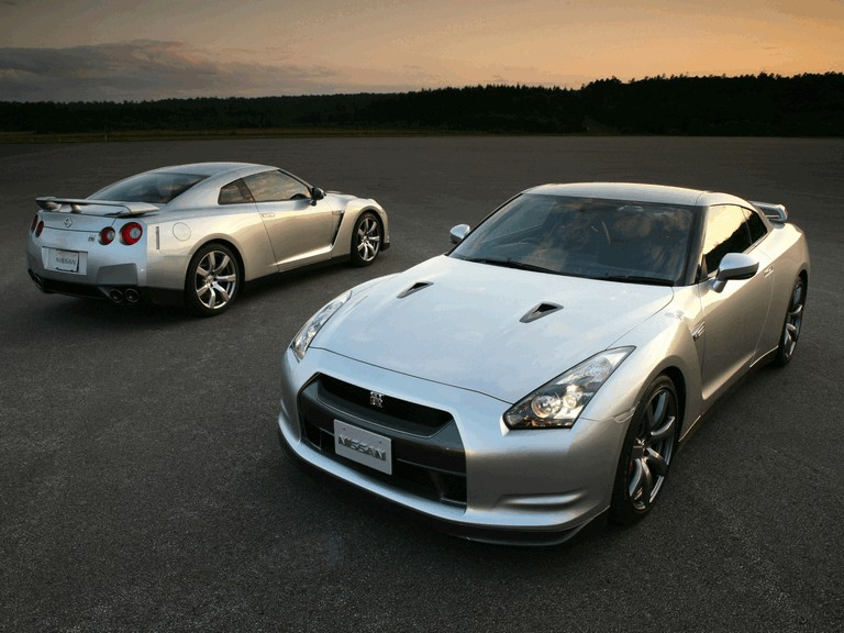 2007 Nissan GT-R 224016
