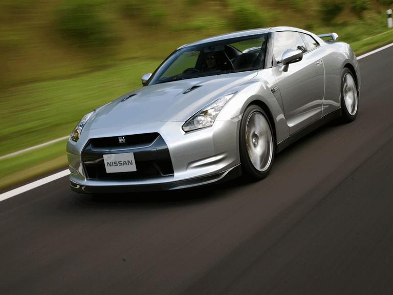 2007 Nissan GT-R 224019