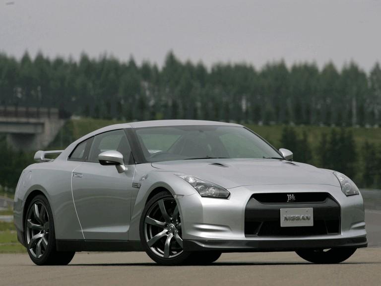 2007 Nissan GT-R 224020