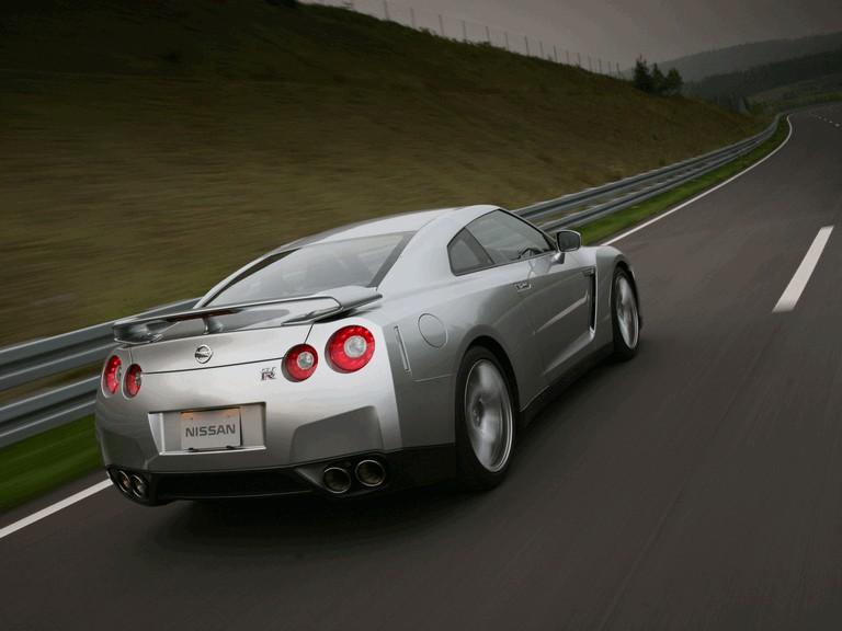 2007 Nissan GT-R 224023