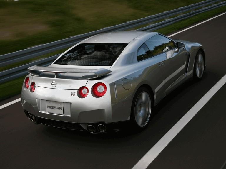 2007 Nissan GT-R 224024