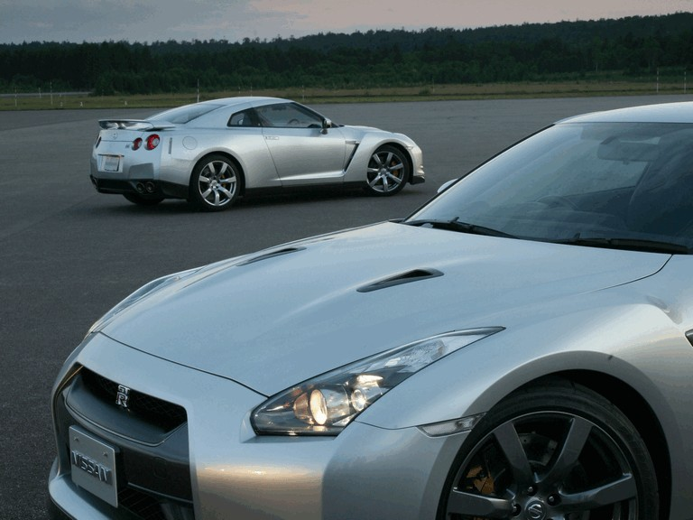 2007 Nissan GT-R 224034