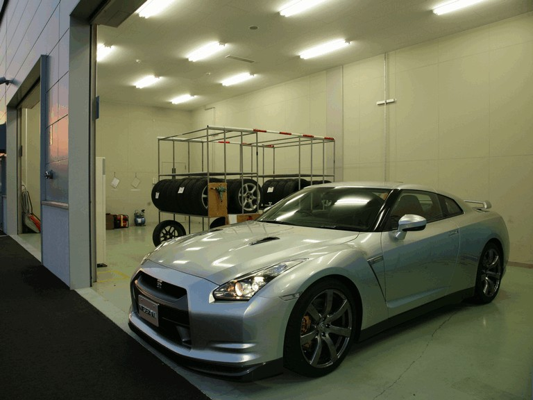 2007 Nissan GT-R 224039