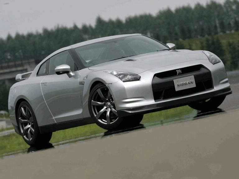 2007 Nissan GT-R 224040