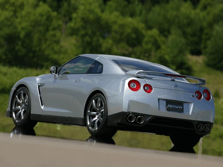 2007 Nissan GT-R 224041